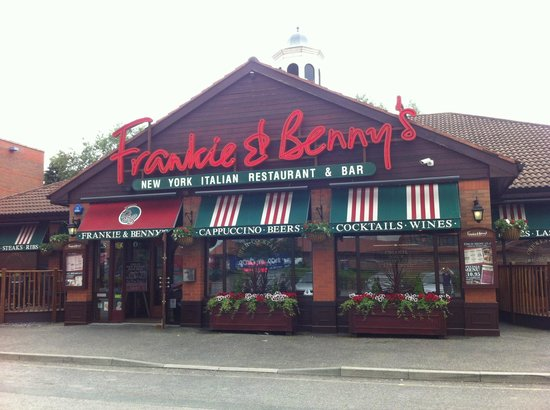 Frankie & Benny's New York Italian Restaurant & Bar - York