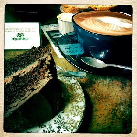 Temporary Measure: Coffee & Cake