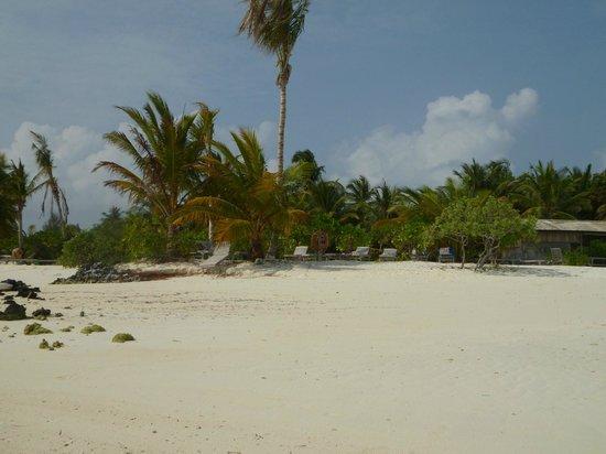 Fun Island Resort: La spiaggia