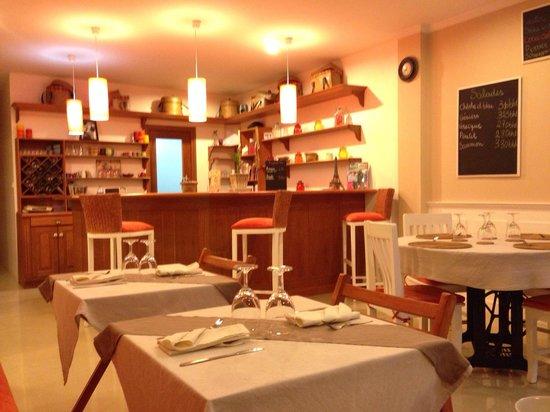 Gourmand Samui : Interior