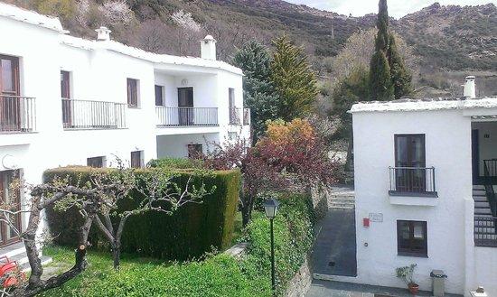 Hotel Villa de Bubion : Una de las vistas desde la habitación
