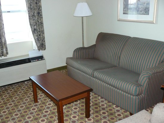 Hawthorn Suites by Wyndham Franklin / Milford Area : Furniture