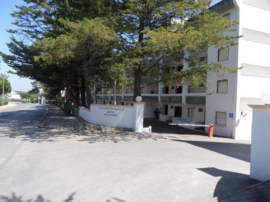 Da Balaia Apartments: Edificio