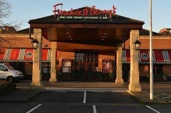 Frankie Benny S New York Italian Restaurant Bar