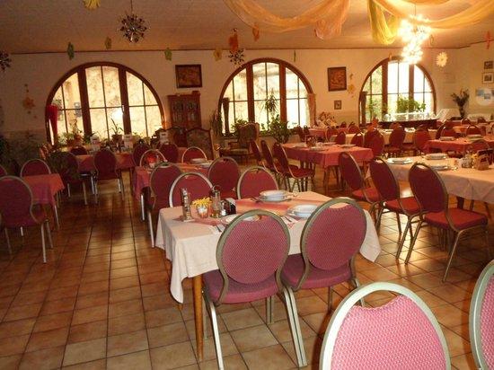 Hotel Kurfürst Kamp: The restaurant