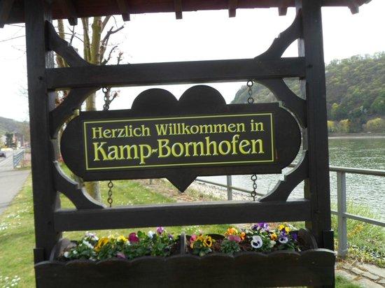 Hotel Kurfürst Kamp: How sweet