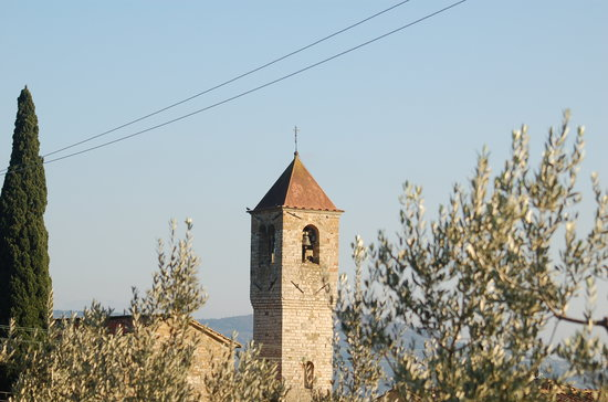 Agriturismo Cercina Vecchia : Chiesa di Cercina
