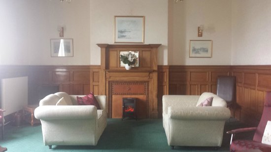 Saltburn House: Residents Lounge