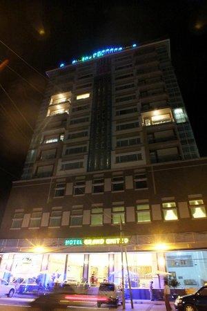 Hotel Grand United (Ahlone Branch): façade de l hotel