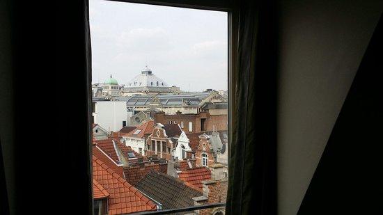 Hotel Amigo: Vue chambre deluxe