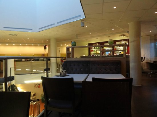 Good Morning Arlanda: This is the restaurant & bar