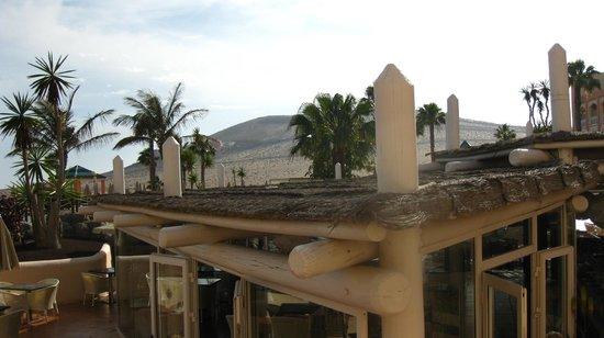 SENTIDO H10 Playa Esmeralda : photo 1 view from pool room!!!