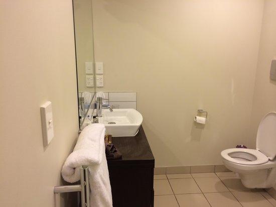 At Home Wellington : bathroom