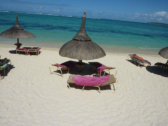 Silver Beach Hotel: Best beach ever.