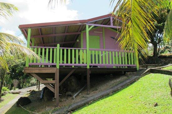 Coeur Caraibes : Bungalow Montserrat