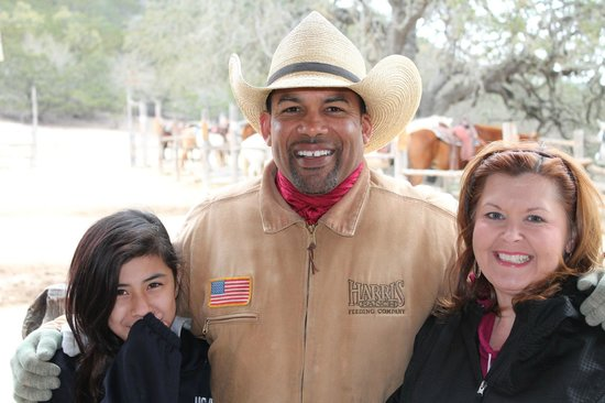Silver Spur Ranch: Our favorite Wrangler, Paul.