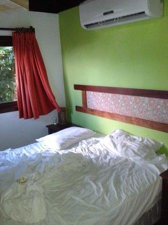 Areia Branca Apart Hotel: quarto