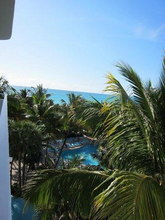 Hotel Riu Plaza Miami Beach: seitlicher Meerblick