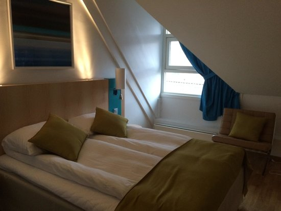Radisson Blu Royal Hotel, Bergen: Standard double room