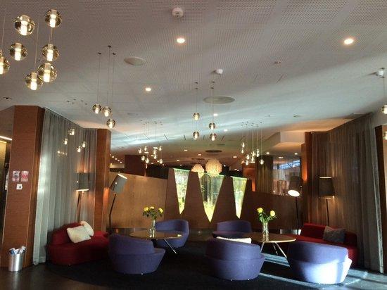 Radisson Blu Royal Hotel, Bergen: Salon