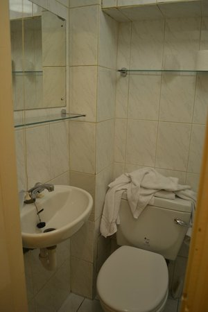 Hotel Columbus : bagno
