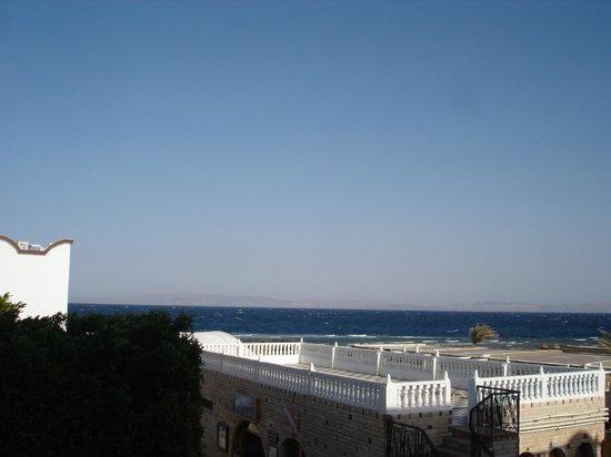 Blue Beach Club: View from Blue Beach balcony