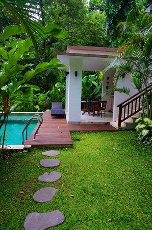 The Luku Boutique Villa & Gallery : our villa