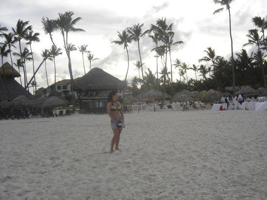 Now Larimar Punta Cana : Plage