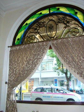 Hotel Majestic Saigon : Lobby