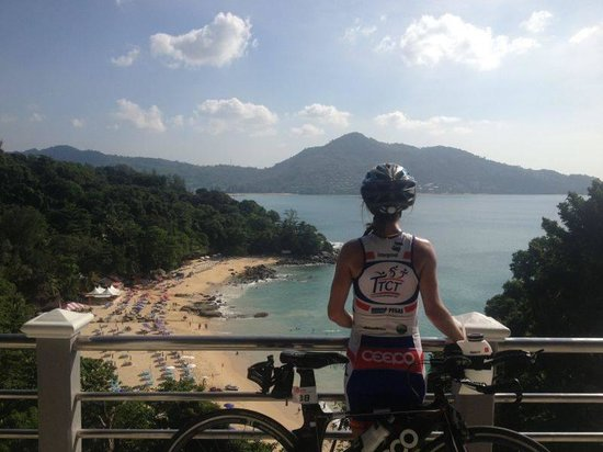 SALA Phuket Resort & Spa: Bike ride around Sala