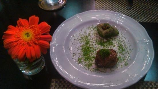 Turkuaz Restaurant: nice to try