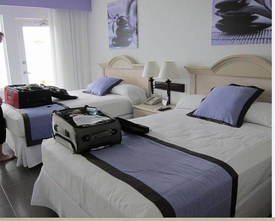 Hotel Riu Plaza Miami Beach: neues Zimmer, alte Möbel