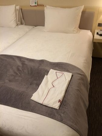 Richmond Hotel Narita: very comfortable
