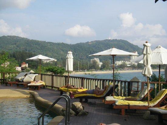 Centara Villas Phuket : Bottom Pool