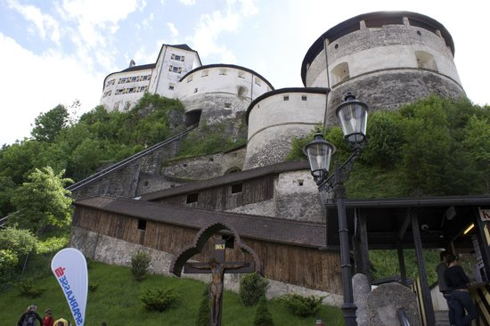 Kufstein Fortress: The fortress