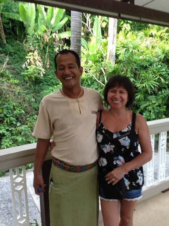 Centara Villas Phuket : Thong & Elsa