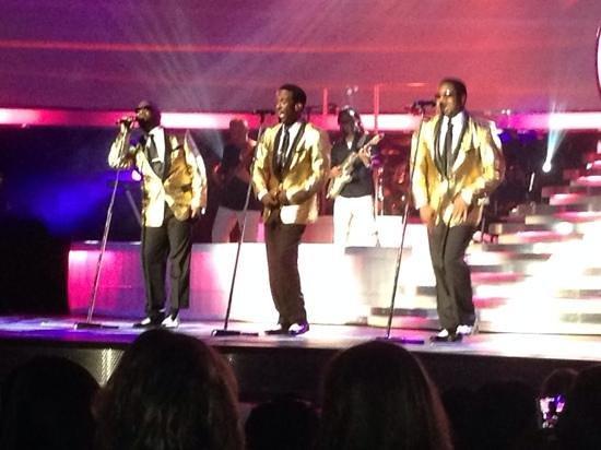 Boyz II Men: Brilliant Guys!