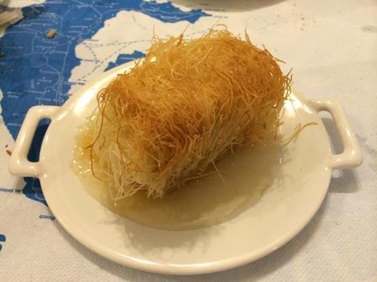 dessert at thalami