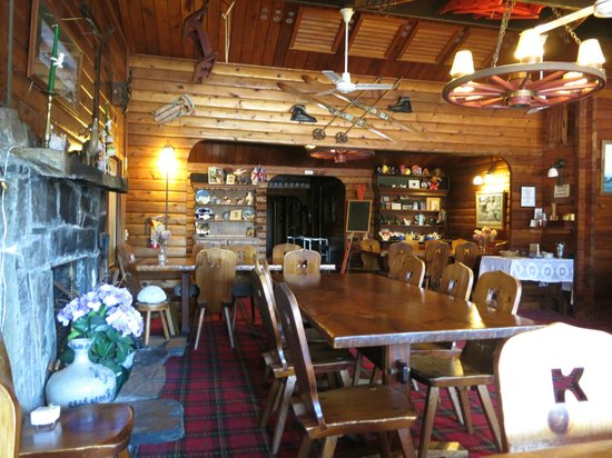 Kitzhof Inn : wonderful breakfast room