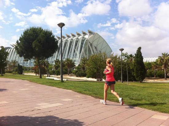Run The City Valencia