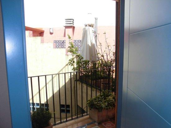 Hotel Conde de Cárdenas : vistas