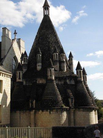 Abbaye Royale de Fontevraud : les cuisines