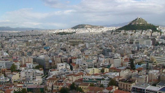 Mount Lycabettus : Ликавит