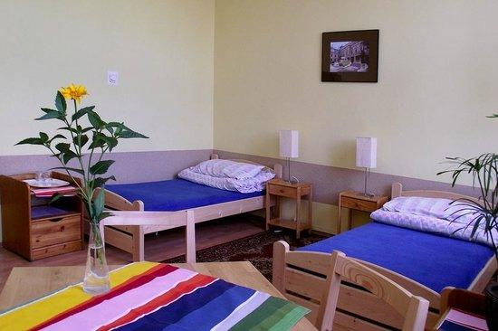Youth Hostel Lodz: Pokój gościnny