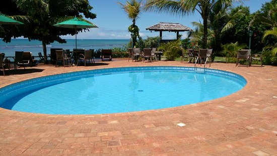 Privillage Praia: Vista da piscina