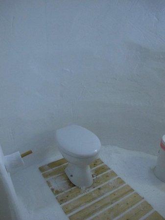 Iglu-Dorf Zugspitze: WC