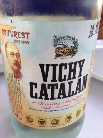 La Taberna del Puerto: Vichy catalan