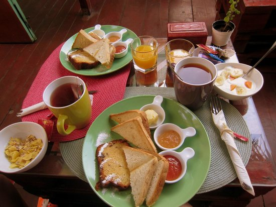 CapeFruit: Sweet breakfast