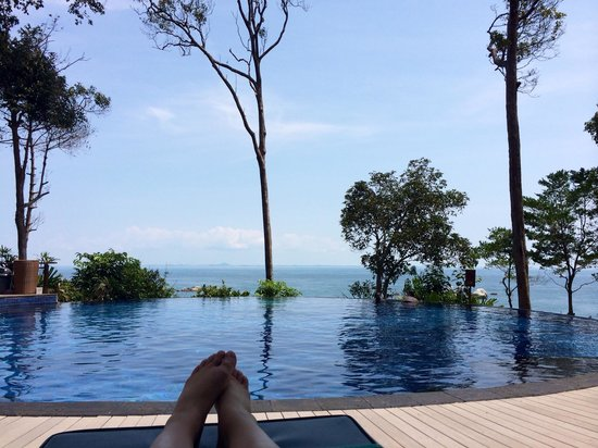 Banyan Tree Bintan: Adult infinity pool
