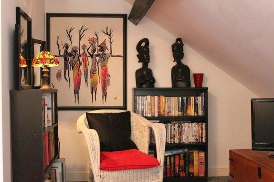 Victoria Cottage B & B: Ashurst lounge